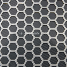 Profil Lubang Perforated Metal Mesh
